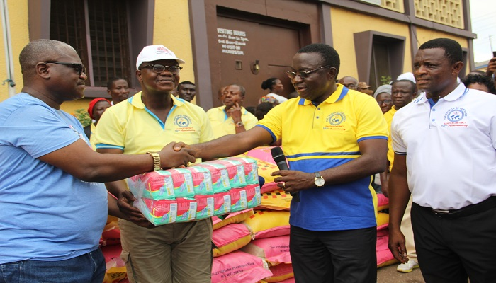 Santasi District Donates To Kumasi Central Prisons | The