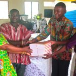 Pastor Perbi-Asare Launches Akuapem Twi Reading Book