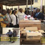 Missions Office Donates Medical Supplies To Pentecost Hospital