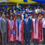 Pentecost University College Holds 10th Congregation