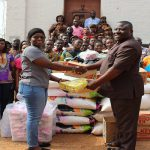 Abuakwa District Donates To Kumasi Central Prisons