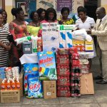 PIWC-Kaneshie Donates To Special Groups In Society