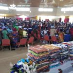 Sefwi Wiawso Area Fetes Widows, Widowers
