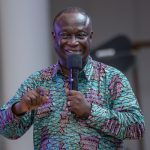 Jesus Is The Only Solution To Sexual Perversion– Elder Dr. Aboah
