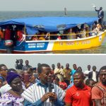 Missions Office Donates 36-Seater Boat To Akateng District