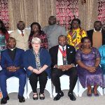 PIWC Living Spring District Fetes 36 Families