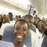 Youth Of A-Lang Worship Centre Revel In First Air-Flight Experience