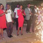 Santa Maria District Organises End-of-Year Dinner For Members