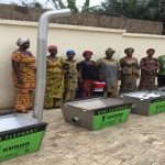 Women's Ministry Donates Gari Processing Machines To 5 Districts In Agormanya Area
