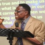 Go Beyond The Slogan – Apostle Isaac Amoako Tells The Clergy