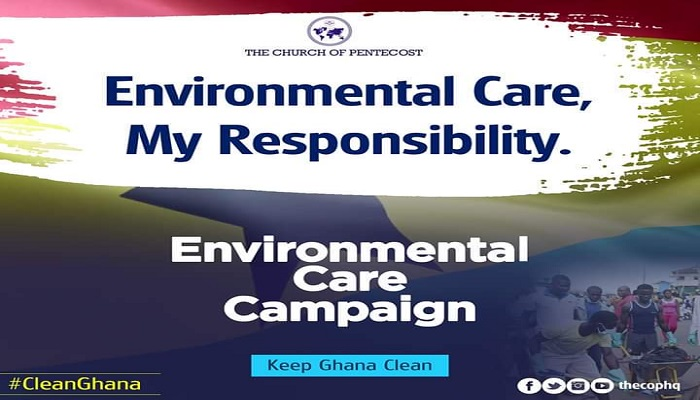 Asankrangwa Area Launches 'Environmental Care Campaign'