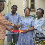 Dunkwa Area Donates To Missions