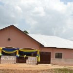 Odumase District Mission House Dedicated