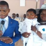 Pastor, Wife Blessed With A Child After 7 Years Of Marriage