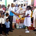Kaneshie Area Children's Ministry Donates To Pent
