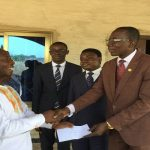 Pastors From Yeji Donate GH¢5,000 To Support Yejikrom Mission House Project