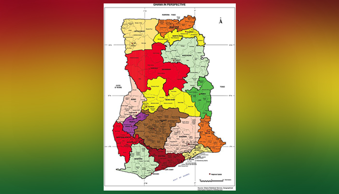 Know The 16 Regional Capitals Of Ghana   The Church of Pentecost