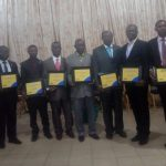 Agormanya Area Awards Highly Performed Districts