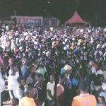 Antoakrom District Holds Mega Crusade, Wins 52 Souls