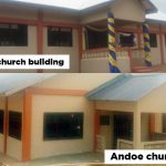 Assin Manso District Dedicates 2 Church Buildings