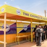 Pentecost Bus Stop Dedicated At Asamankese