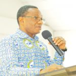General Secretary Interacts With Area Deacons, Accounts Officers On Church's Financial Policies