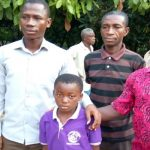 7-Year-Old Child Miraculously Saved From Kidnappers