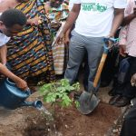 Chairman Launches Asokwa Area Environmental Care Campaign
