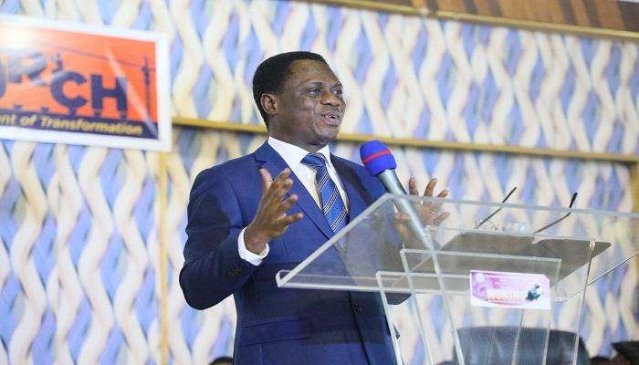 The Church Has Life – Chairman Nyamekye Declares