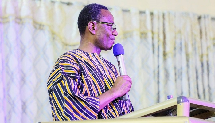 Learn To Pray For Yourself – General Secretary Tells Christians
