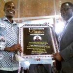 Kwadaso Youth Ministry Honours Apostle Kyei-Mensah