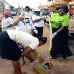Mampong Area Organises Clean-Up Exercise