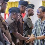Members of Ghana Prisons Service Chaplaincy Board Inducted Into Office