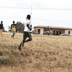 Antoakrom District Organises Sports Fiesta