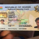 NIA Begins Mass Registration Exercise For Ghana Card In Accra On Monday