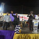 Youth Director Joins Laterbiokorshie Zone Easter Convention