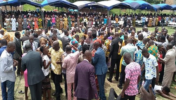 Accra Newtown Zone Wins 11 Souls On Good Friday | The Church