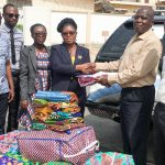 Sunyani Area Gives To Missions