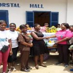 Ebenezer Assembly Virtuous Ladies Visit Borstal Institute