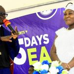 Deaconess Christiana Amoah Wins Best Worker Award