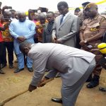 Ejura Prisons Holding Facility Project Takes Off