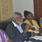 40-Year Devt Plan Not Binding On Successive Govts – Prof. Adei