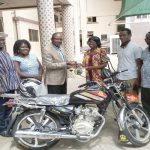 Andah Family Donates To PEMEM