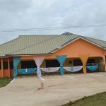 Akyem Sekyere District Mission House Dedicated