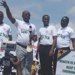 Techiman Area Launches Environmental Care Campaign, Clean-Up Exercise