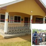 Jomoro MP Graces Tikobo No.2 District Mission House Dedication