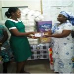 Bolgatanga Women's Ministry Gives To Patients