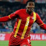 Gyan Named In Ghana's Provisional Squad