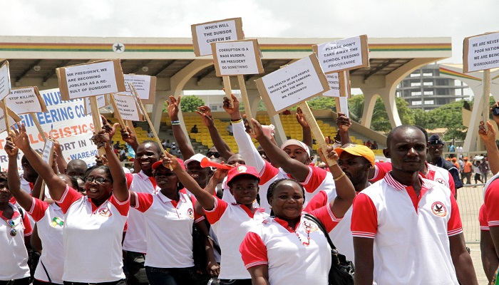 Workers Unions Call For Review Of Labour Laws | The Church of Pentecost