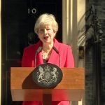 Theresa May Announces Resignation On Friday June 7